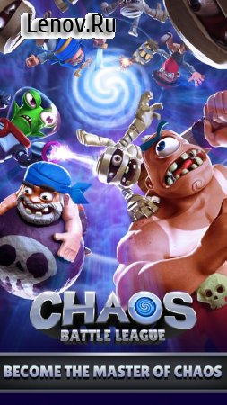 Chaos Battle League v 2.3.5 Мод (режим бога)