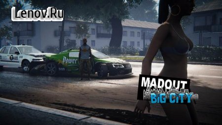 MadOut2 BigCityOnline v 9.96 (Mod Money)