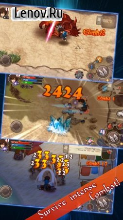RPG Djinn Caster v 1.3.1 (Mod Money)