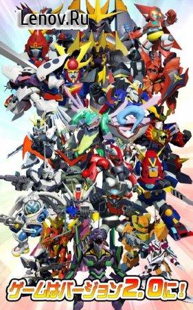 Super Robot Wars X-Ω v 4.2.1 Мод (Weaken the enemy attack & More)