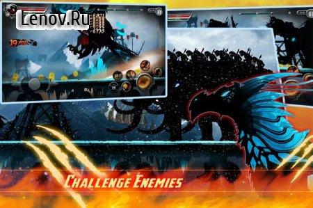 Shadow Hunter: Stickman Legends Offline RPG v 2.4.82 Мод (много денег)