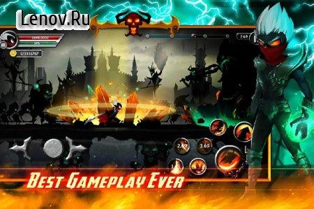 Stickman Legends: Shadow Wars v 2.4.39 Мод (много денег)