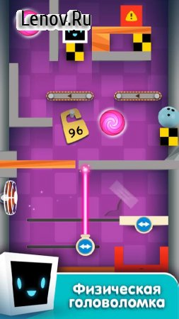 Heart Box - physics puzzle v 0.2.27 Мод (Unlocked)