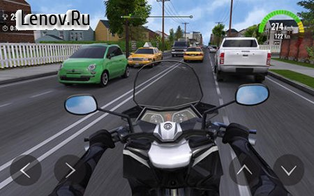 Moto Traffic Race 2: Multiplayer v 1.21.00 Мод (много денег)