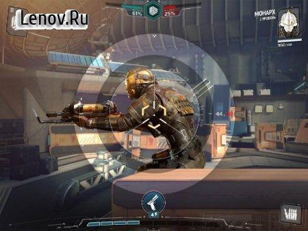 Modern Combat Versus v 1.16.7 Мод (много денег)