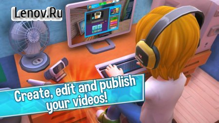 Youtubers Life: Gaming Channel v 1.4.2 (Mod Money/Points)