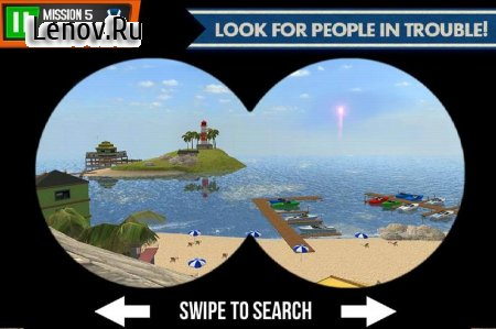 Coast Guard: Beach Rescue Team v 1.2 (Mod Money)