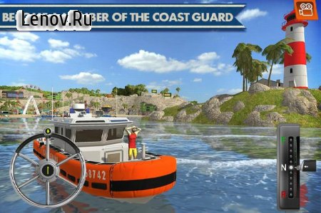 Coast Guard: Beach Rescue Team v 1.2.4 (Mod Money)