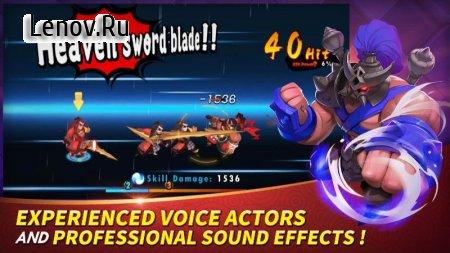 Soul Warriors v 2.1 Мод (много денег)