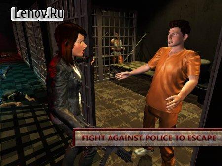 Crazy Mom Prison Escape v 1.4 Мод (Unlocked)
