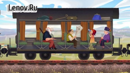 Old Man's Journey v 1.11.0 Мод (полная версия)