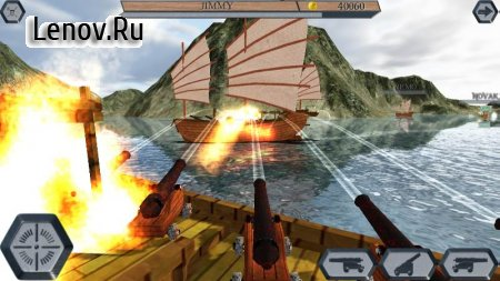 World Of Pirate Ships v 4.2 Мод (много денег)
