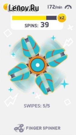 Fidget Spinner v 1.12.5.1 (Mod Money/ads-free)