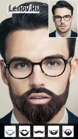 Beard Photo Editor Hairstyle v 1.2.6