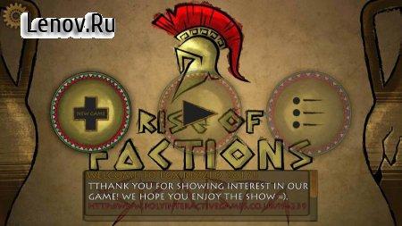 Rise of Factions - SPARTA v 1.03 (Full)