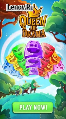 Queen of Drama v 1.2.5 Мод (Unlimited Lives/Boosters)
