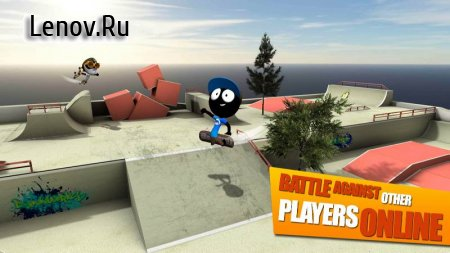 Stickman Skate Battle v 2.3.1
