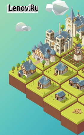 Age of 2048: Civilization City Building v 1.6.4 Мод (Every IAP is free)