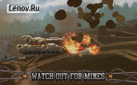 Tank Race: WW2 Shooting Game (обновлено v 3.21) Мод (много денег)