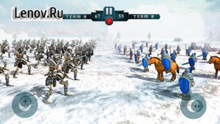 Ultimate Epic Battle War Fantasy Game v 2.3 Мод (много денег)