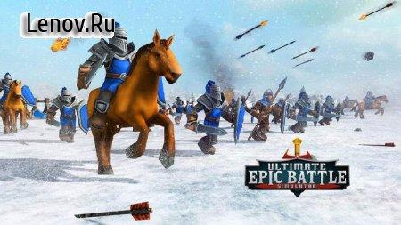 Ultimate Epic Battle War Fantasy Game v 2.8 Мод (много денег)