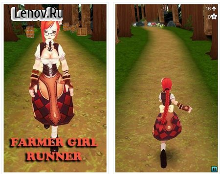 Farmer girl runner v 1.0.1