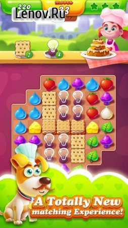 Cookie Mania 3 v 1.5.4 (Mod Money)