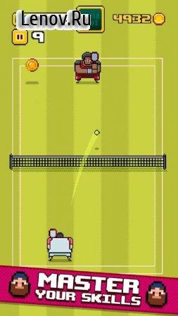 Timber Tennis v 0.2.35 (Mod Money)
