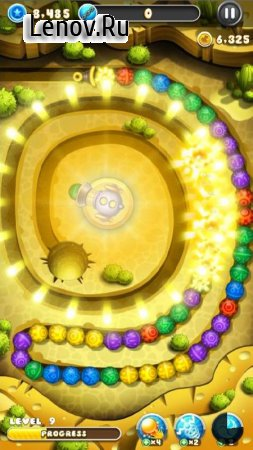 Marble Blast Legend v 1.0.9 Мод (coins/boosters/no ads)