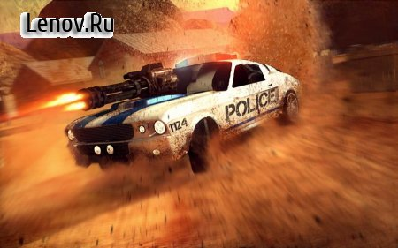 Police Shooting Car Chase PRO v 2.2.4 Мод (много денег)