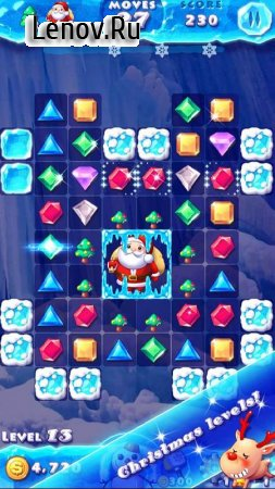 Ice Crush v 4.1.6 Mod (Infinite Coins/snow balls​)