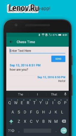 Chess Time Pro - Multiplayer v 3.4.2.72 Мод (полная версия)
