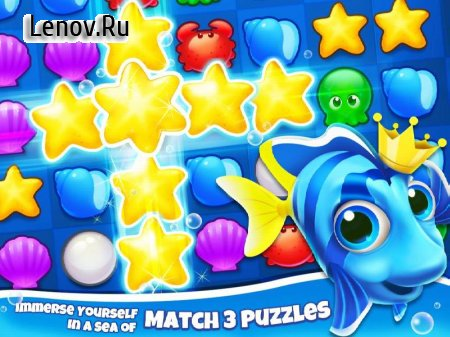 Fish Mania v 1.0.460 (Mod Money)