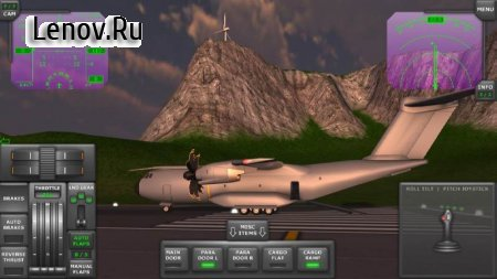 Turboprop Flight Simulator 3D v 1.20b Мод (много денег)