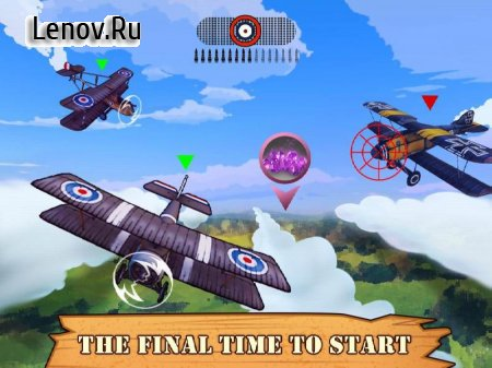 Legends of The Air 2 v 1.0.8 Мод (Unlocked)