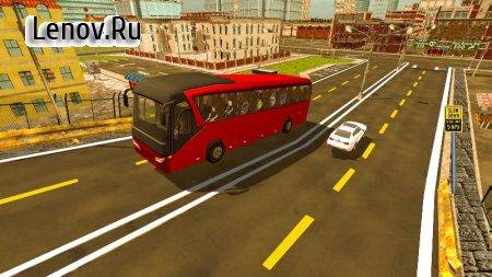 City Coach Bus Simulator Drive (обновлено v 1.1.0) Мод (много денег)