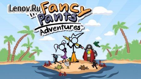 Fancy Pants Adventures v 1.0.11h (Mod Money)