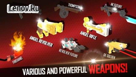 Sniper Shooter Stickman 3 Fury Gun Shooting Games (обновлено v 2.4.2) Мод (много денег)