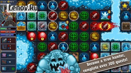 Darkest Hunters (обновлено v 1.0.5) (Mod Money)