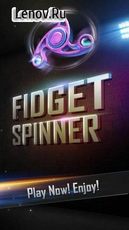 Fidget Spinner Game 3D v 1.4 (Mod Money)