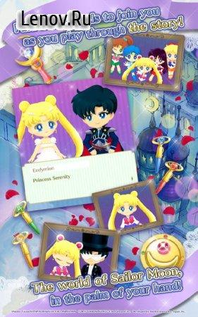 Sailor Moon Drops v 1.26.0 Мод (50 steps)