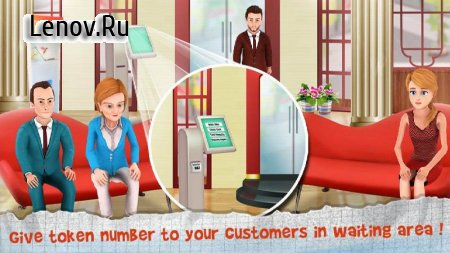 Bank Manager & Cashier v 1.7 (Mod Money)