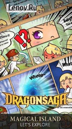 Dragonsaga (обновлено v 3.1.4) Мод (Enemy wont attack/High damage/mana)