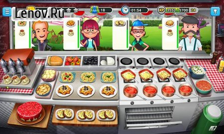 Food Truck Chef™: Cooking Game v 1.7.3 Мод (Unlimited Gold/Coins)