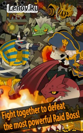 Knights N Squires v 1.4.4 Мод (Massive Damage)
