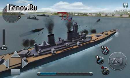 Ships of Battle: The Pacific v 1.50 Мод (Infinite Gold/Cash)