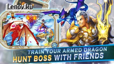 Dragon Hunter: Furious Love (обновлено v 0.16.22) Мод (Enemies do not attack)
