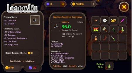 King of Raids: Magic Dungeons (обновлено v 2.0.72) (Mod Money)
