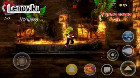 Shadow of Dragon Fighters v 1.1.9 (Mod Money)