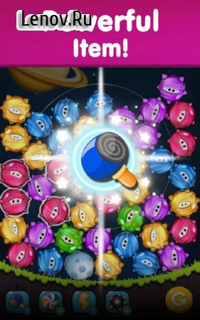 Pokki PoP v 1.42 Мод (Unlimited Coins/Boosters Unlocked & More)